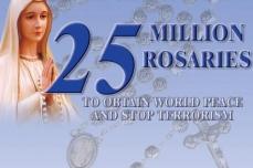 25 Million Rosaries