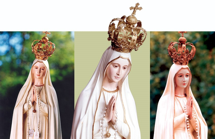 Photo of Our Lady of Fatima