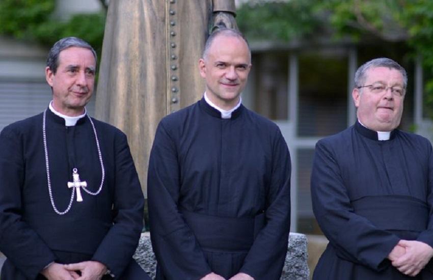 Father Davide Pagliarani