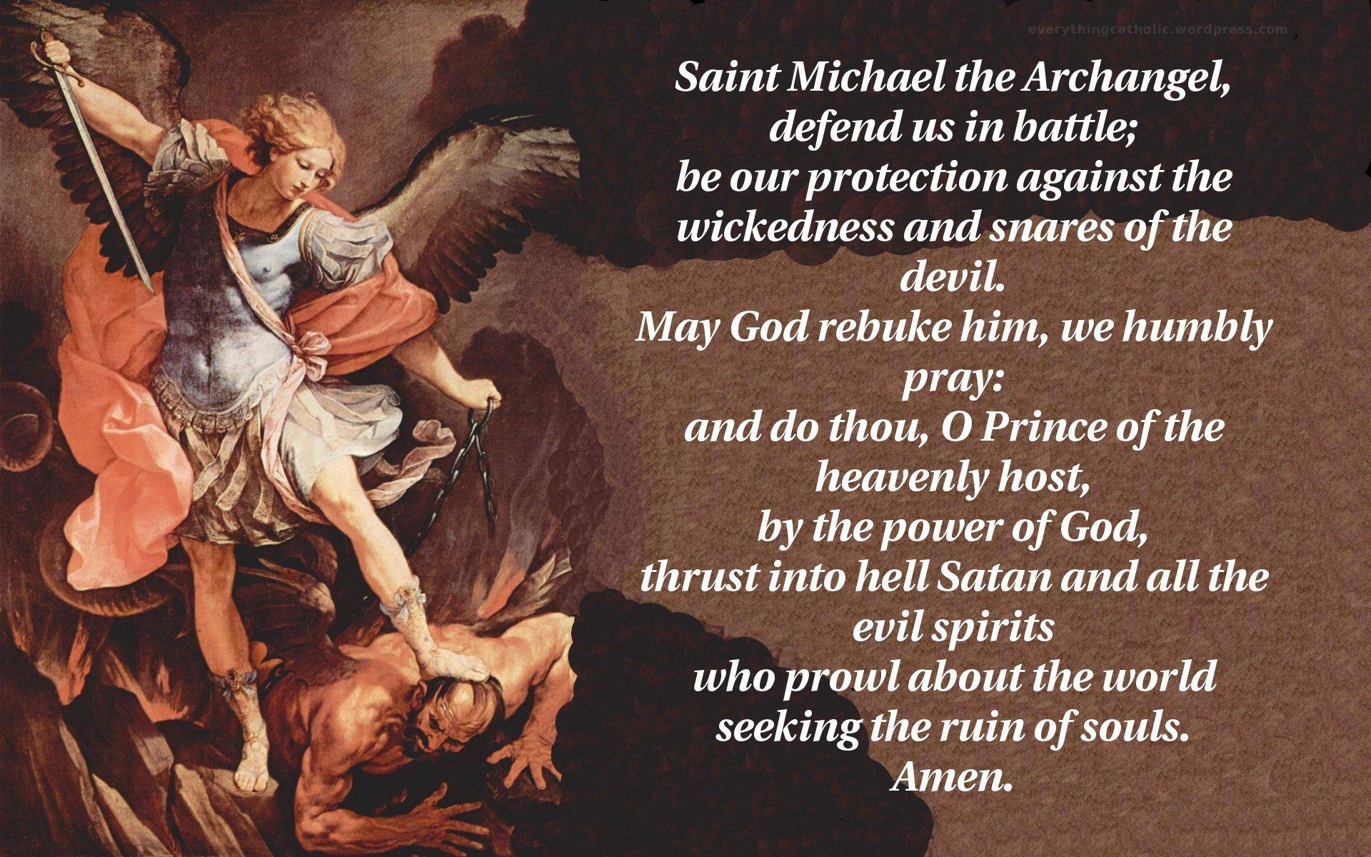 Saint Michael the Archangel