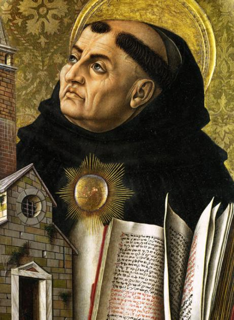 Picture of Saint Thomas Aquinas