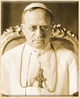 Picture of Pope Pius XI