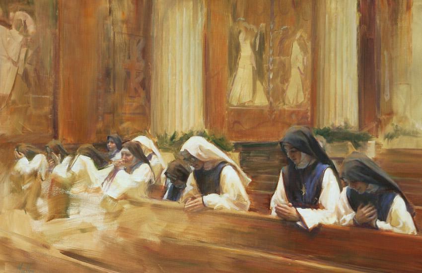 """The Power of Prayer"" by David Mueller"