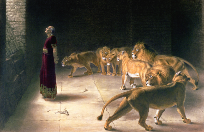 Daniel Answers to the King