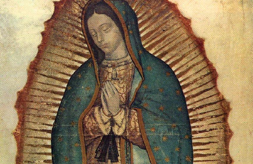 Virgen de guadalupe, wikimedia commons