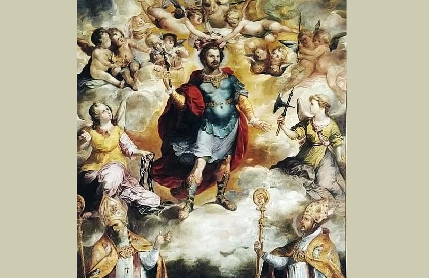 St. Hermenegild