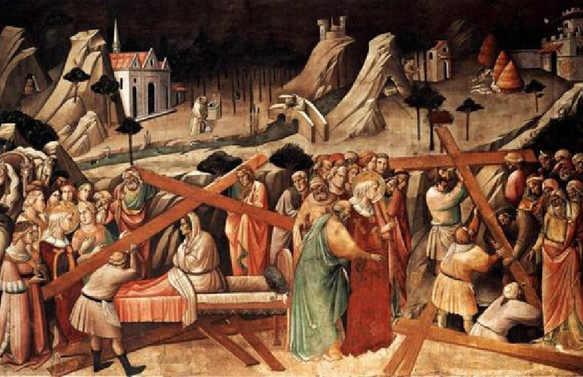 Finding of the Holy Cross