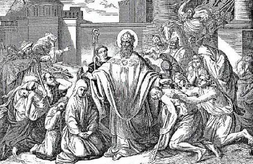 St. Athanasius