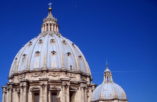 Roof of St. Peter's Basilica