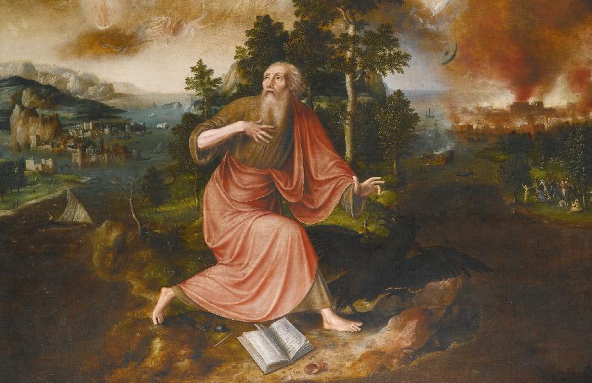Jan Massijs - The Apocalypse of Saint John the Evangelist