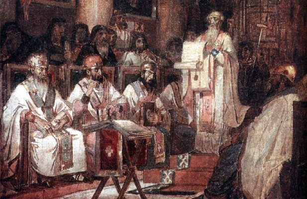 Second Council of Constantinople II