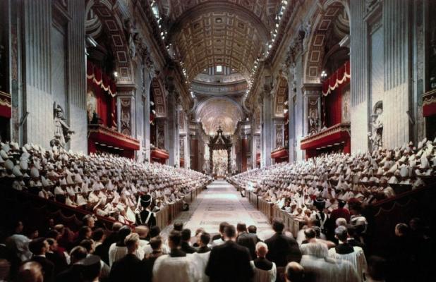 Paul VI Closing Vatican II