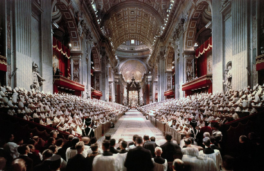 Paul VI Closing Vatican II