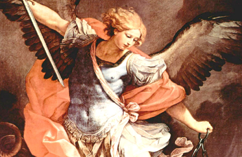 St. Michael the Archangel by Guido_Reni