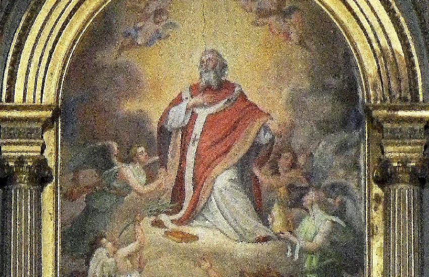Pope Saint Marcellus