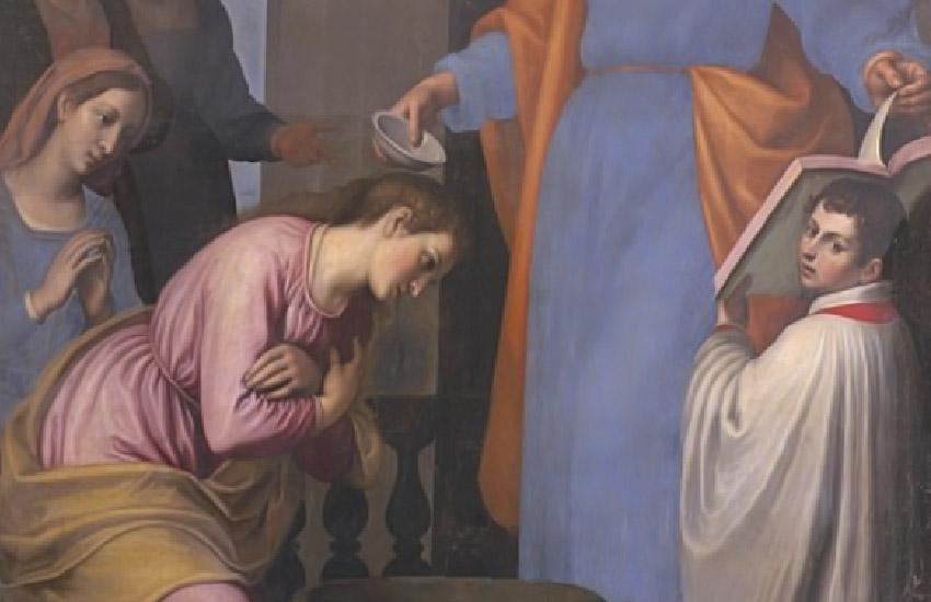 St. Prisca
