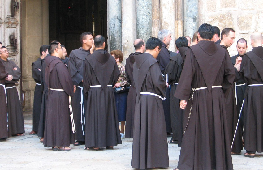Monks - Religious Orders by Matthew Plese