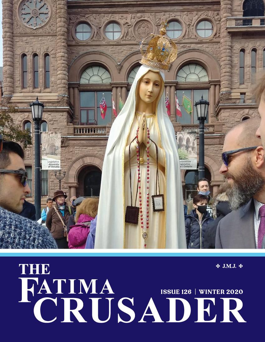 Fatima Crusader 2020
