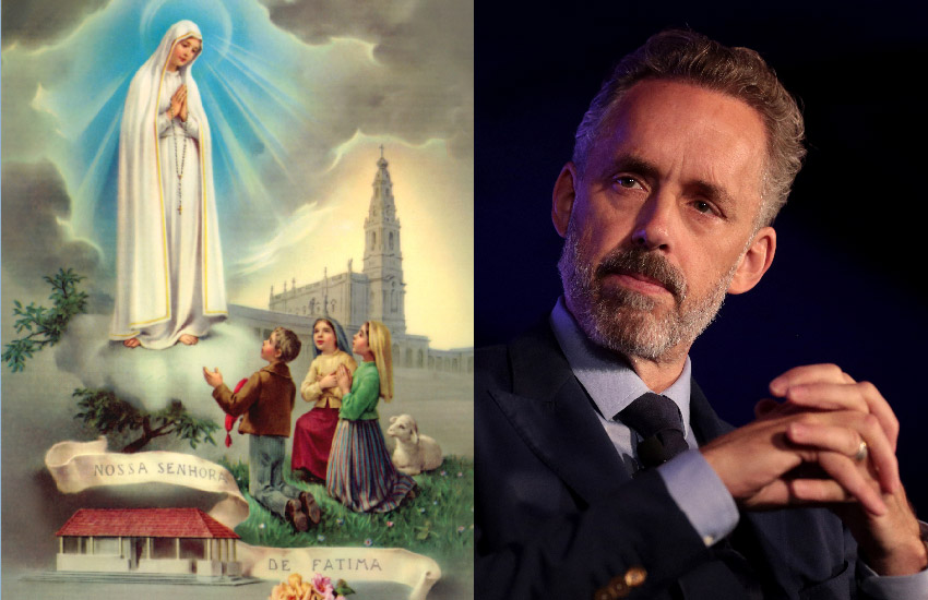 Our Lady of Fatima on the Errors of Russia and Jordan Peterson