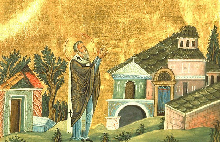 St. Tarasios of Constantionople