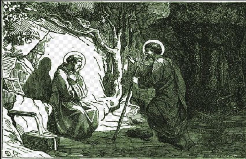 Sts. Romanus and Lupicinus