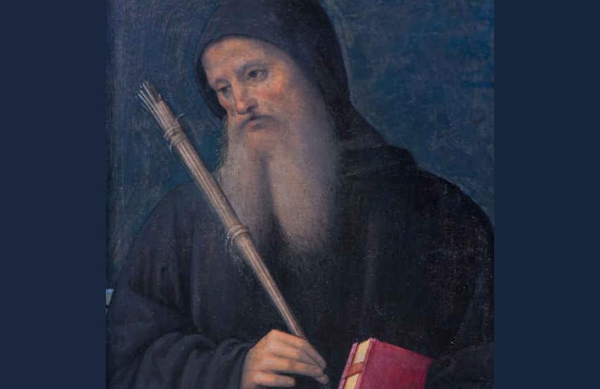 St. Benedict the Abbot