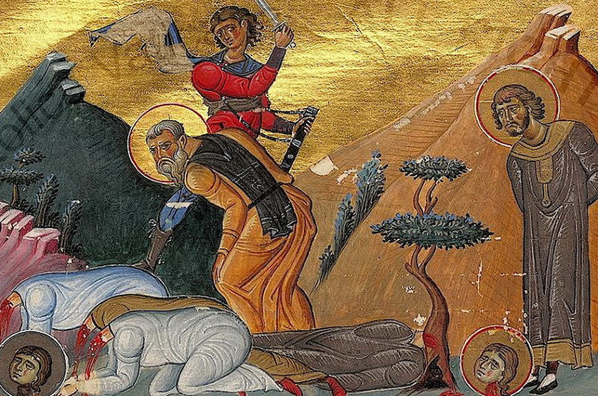 Sts. Adrian and Eubulus