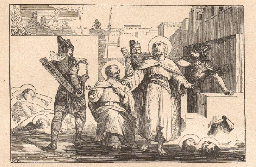Sts. Jonas, Barachisius and their Companions