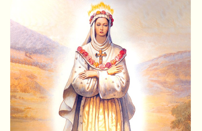 Our Lady of La Salette