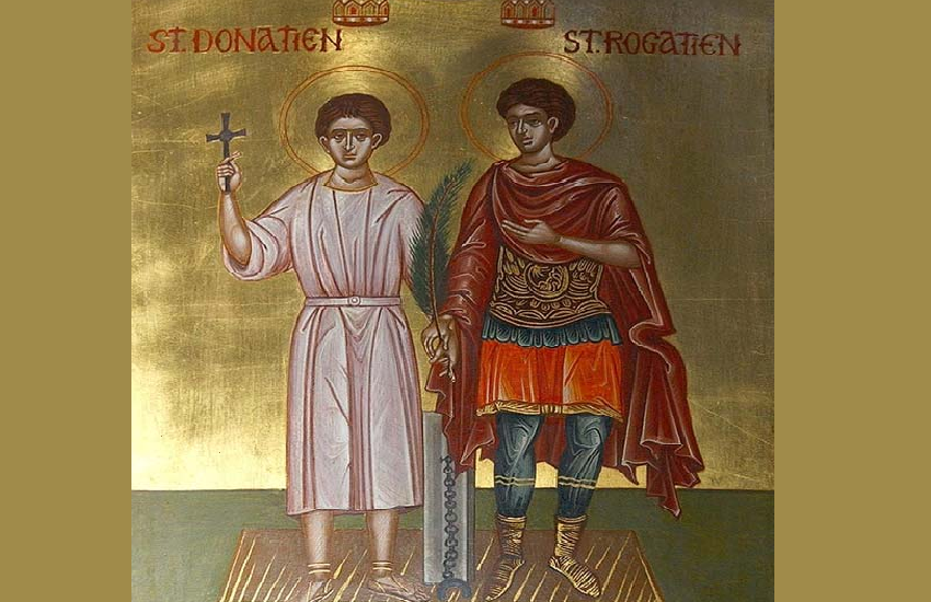 Sts. Donatian and Rogations