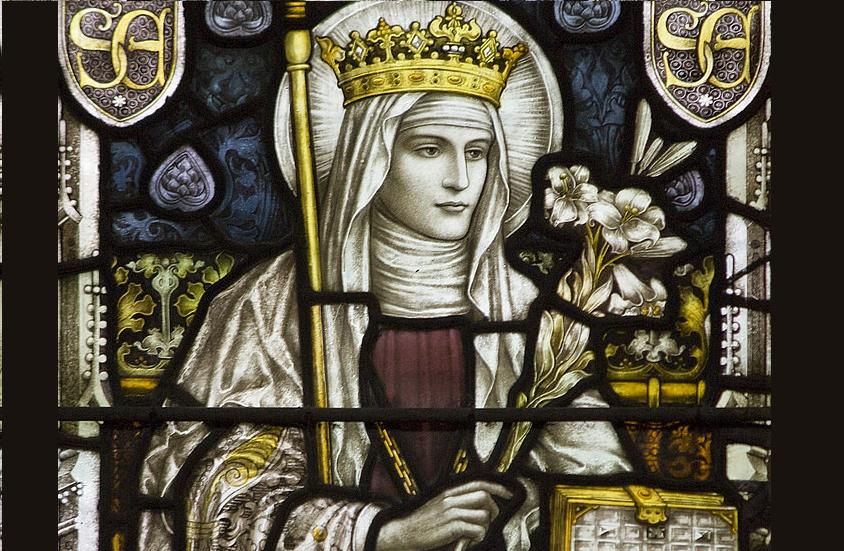 St. Etheldreda - Abbess