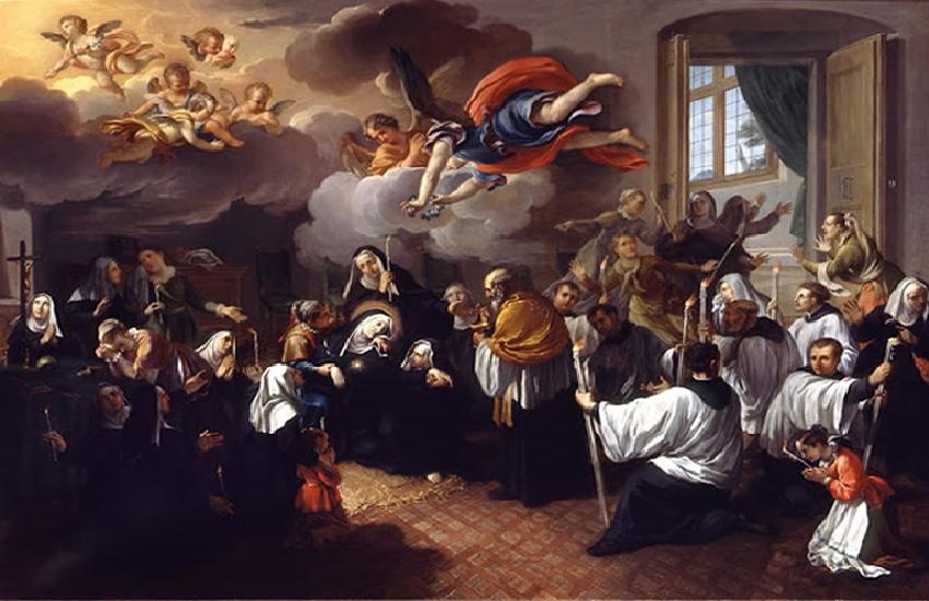 St. Juliana Falconieri