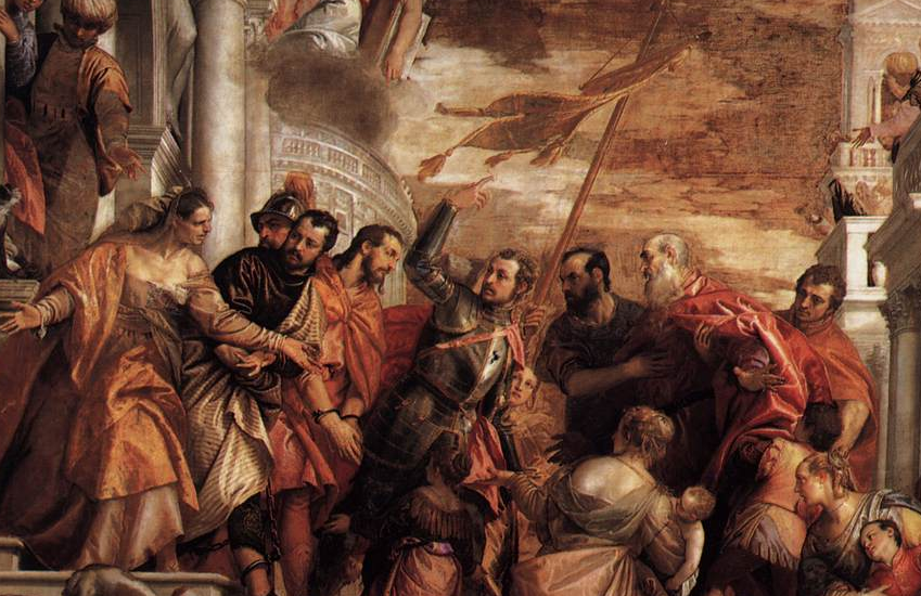 Sts. Marcus and Marcellianus