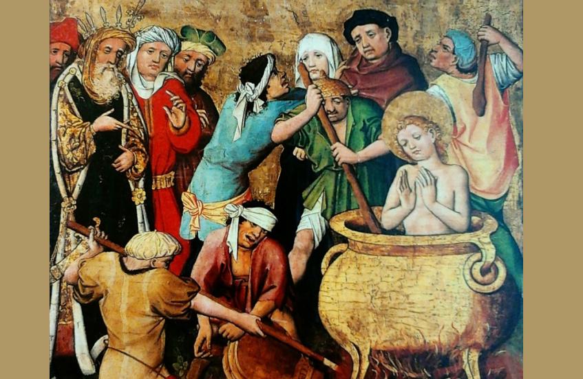Sts. Vitus, Crescentia and Modestus