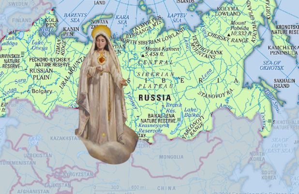 Our Lady on the Consecration of Russia