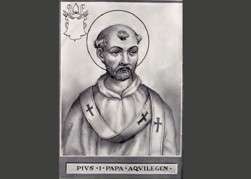Pope St. Pius I