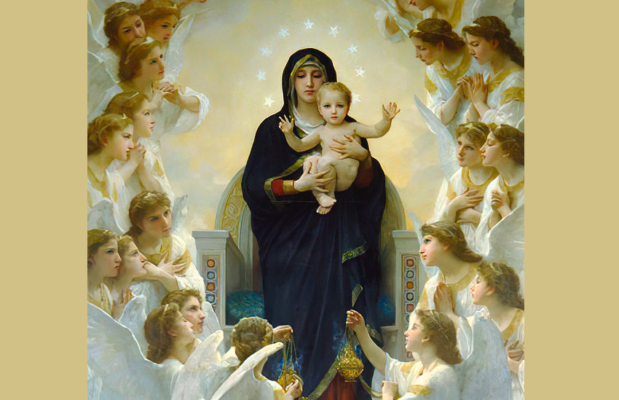 Maternity of the Blessed Virgin Mary